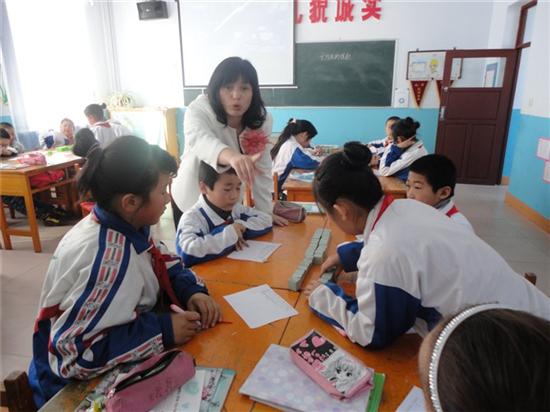 大兴安岭地区呼玛县第二小学——王瑞敏