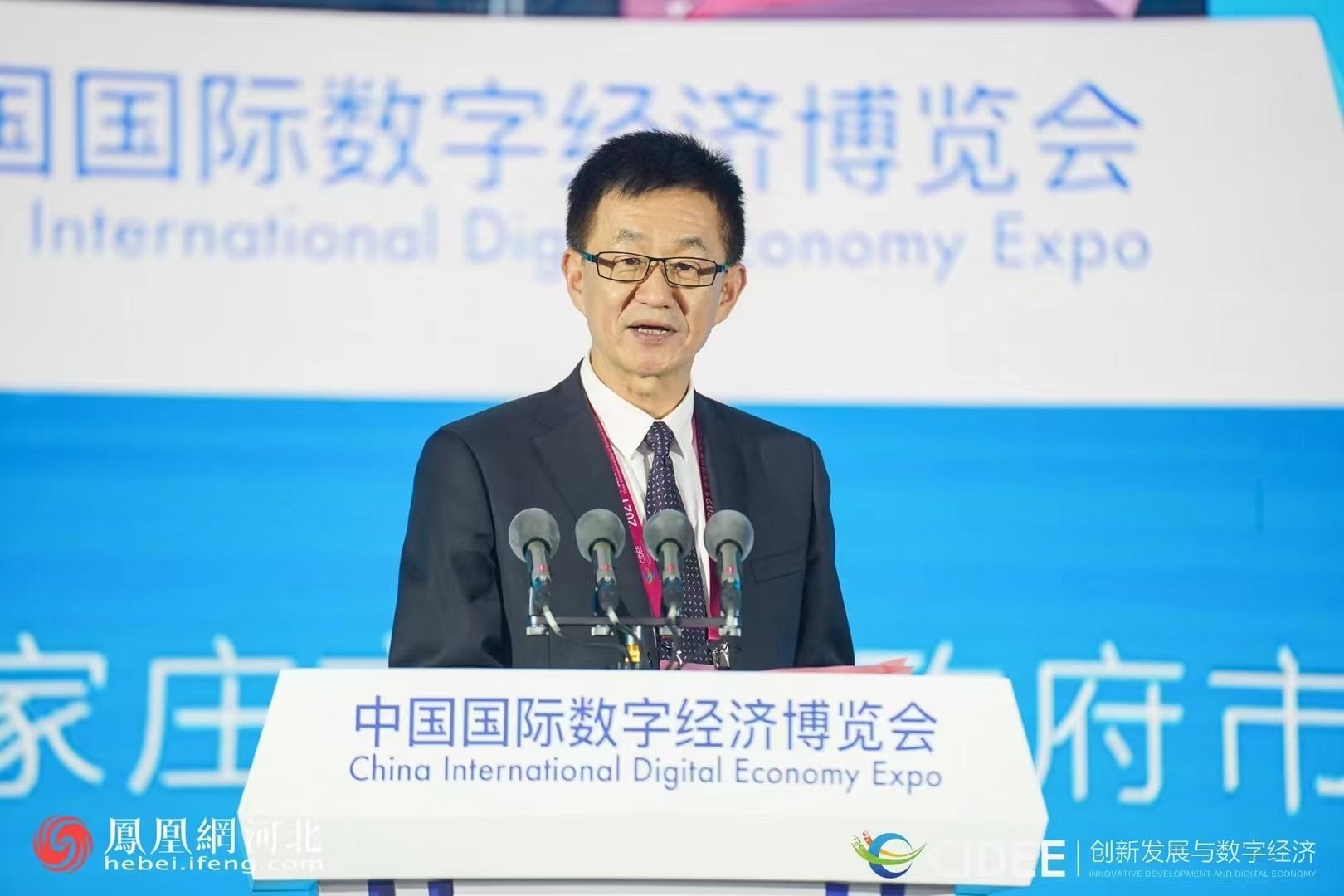 马宇骏:引领创新 驱动转型 数字赋能省会经济高质量发展