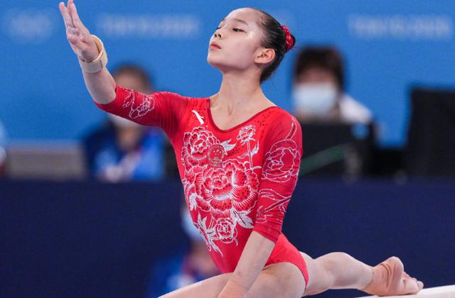 16岁奥运冠军秀舞蹈视频,却遭网友指斥游手好闲,本人回怼超霸气