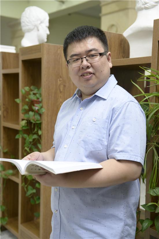 哈尔滨市第一中学——谷青松