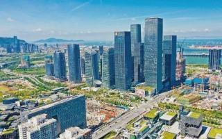 国新办举行发布会详解横琴、前海建设情况
