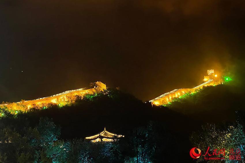 组图:2021北京长城文化节启动 提升北京段长城文化影响力