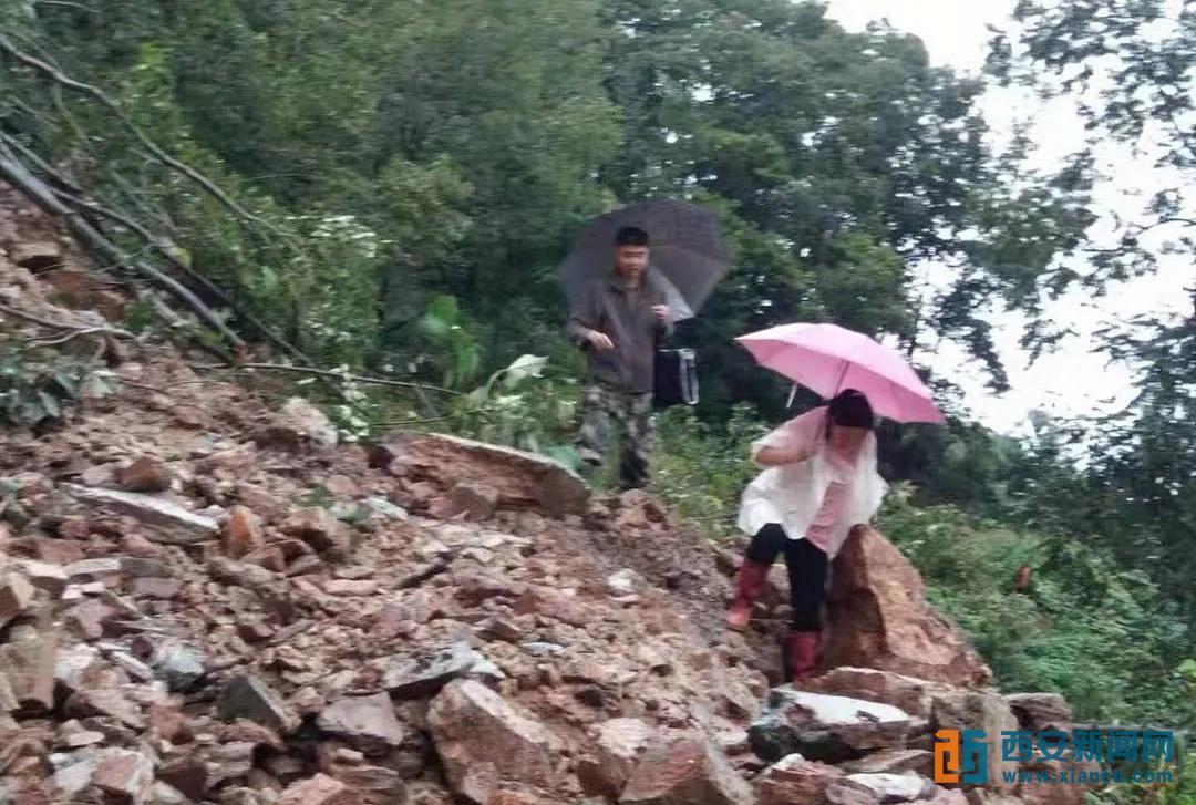 顶风冒雨 筑牢屏障 他们用担当聚起救灾抢险强大力量