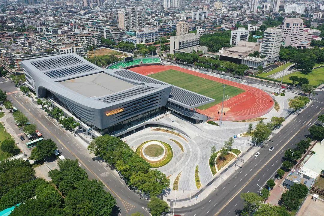汕头市人民体育场