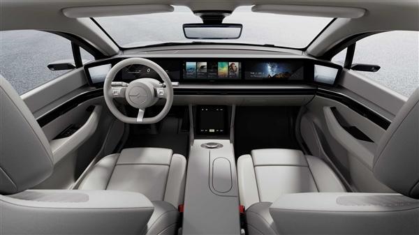 索尼將公布VISION-S概念車新進展:車載PS主機不遠