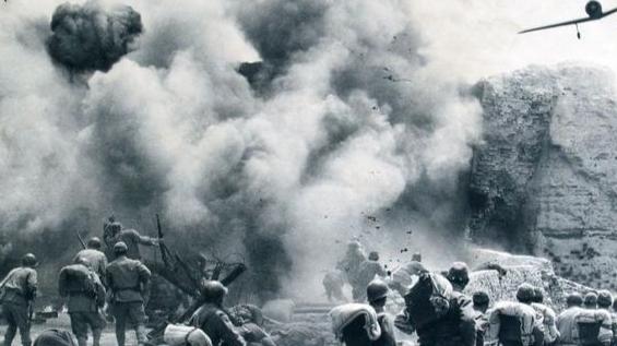 1930年蒋介石对红军发动围剿,他为何大量使用非嫡系部队?