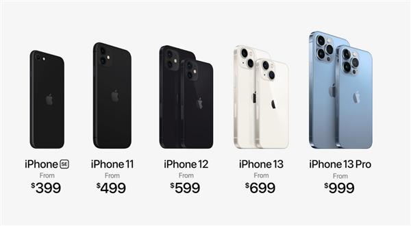 十三香问世 苹果iPhone 11、iPhone 12手机降价:最低3999元起