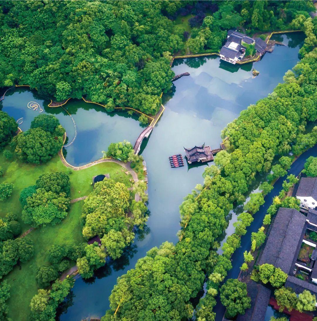 浙江紹興 如何憑借一片湖成為千年名城?