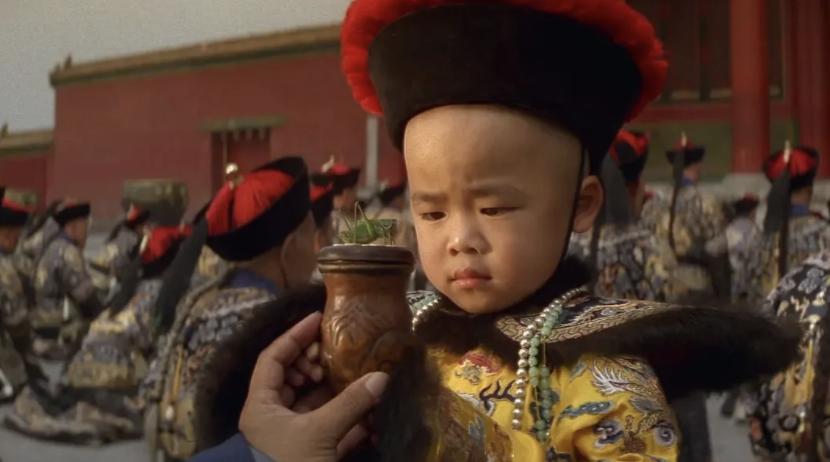 《末代皇帝》中那只活了58年的长寿蝈蝈