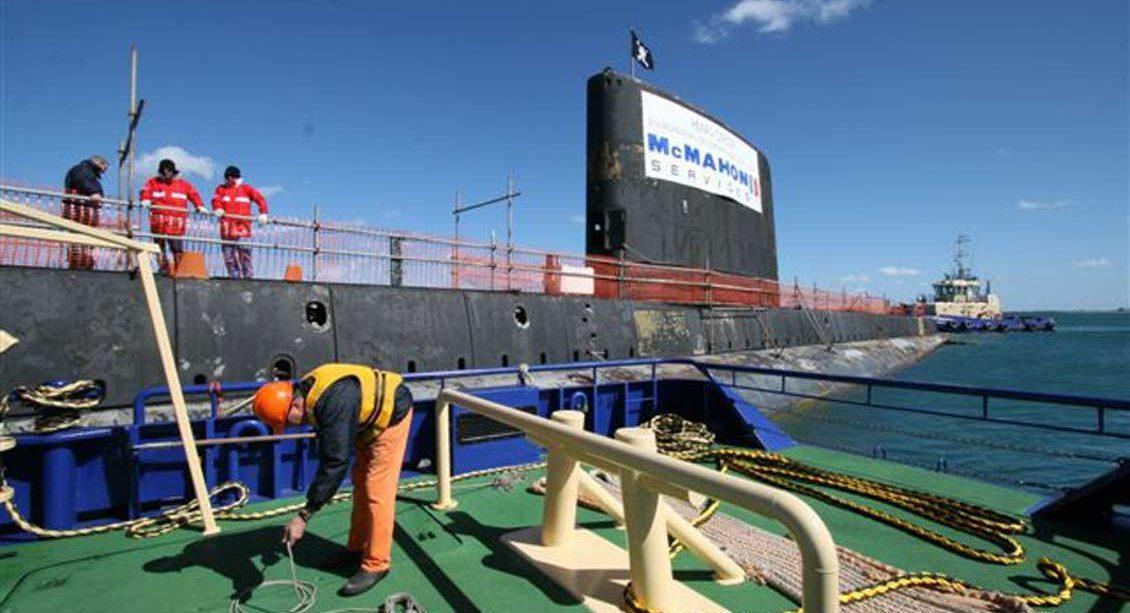 军情前哨站 五眼联盟最积极的国家 澳军新核潜艇对中国威胁几何?