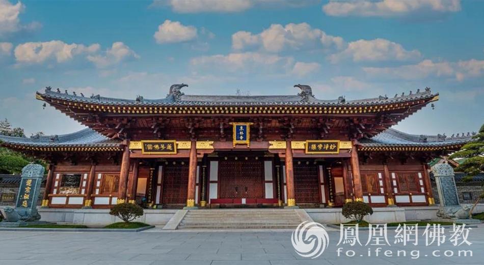 一生必訪的108佛教圣跡:凈土宗發祥地廬山東林寺