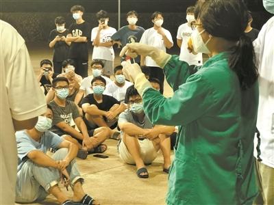 莆田学院320名医学生驰援仙游