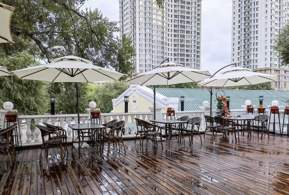 沿江区域盘活的房产给市民游客新去处