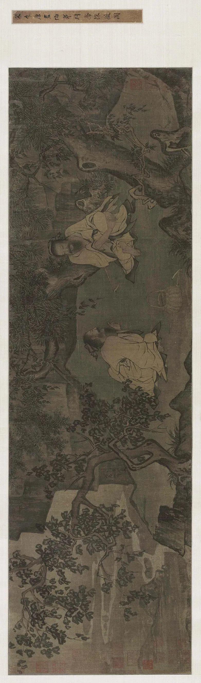 這可能是中國繪畫里最深沉的一張臉
