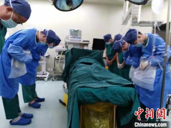 浙江瑞安13歲女孩臨終捐獻器官 至少幫助6人重獲新生