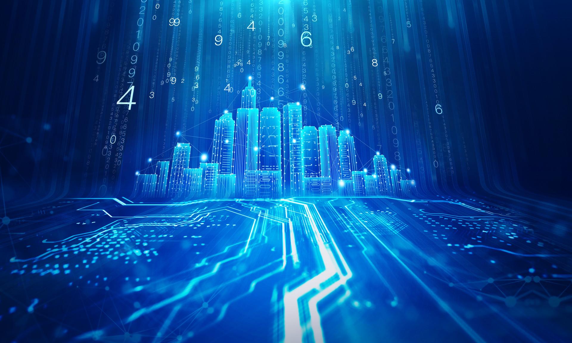 青岛举办2021信息化发展大会 149个优秀解决方案发布