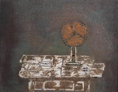 江西师大科技学院师生漆画作品入选第三届中国青年漆画大展