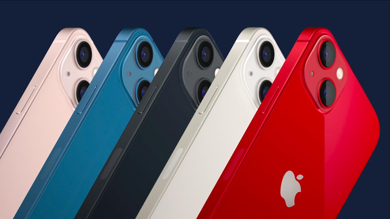 苹果iPhone 13系列发布:刘海减小20% 新增粉色 售价5199元起
