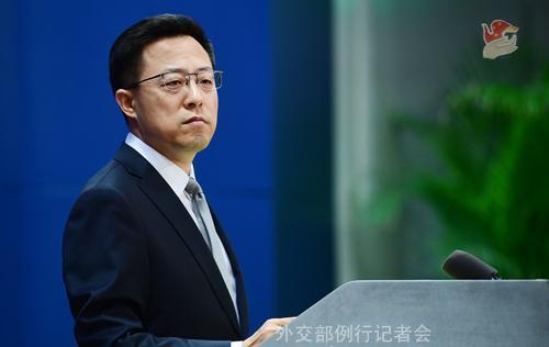美軍方最高將領米利曾兩次秘密致電中國軍方?外交部回應