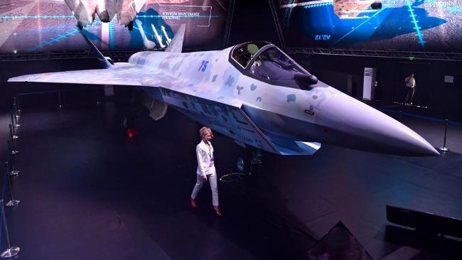 """俄羅斯副總理:""""將軍""""隱身戰機或從2025年開始量產"""