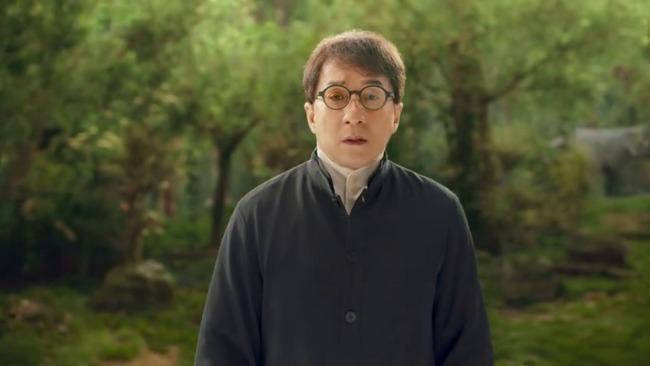 成龙参演公益广告:拒绝滥食野生动物 不做大自然的反派