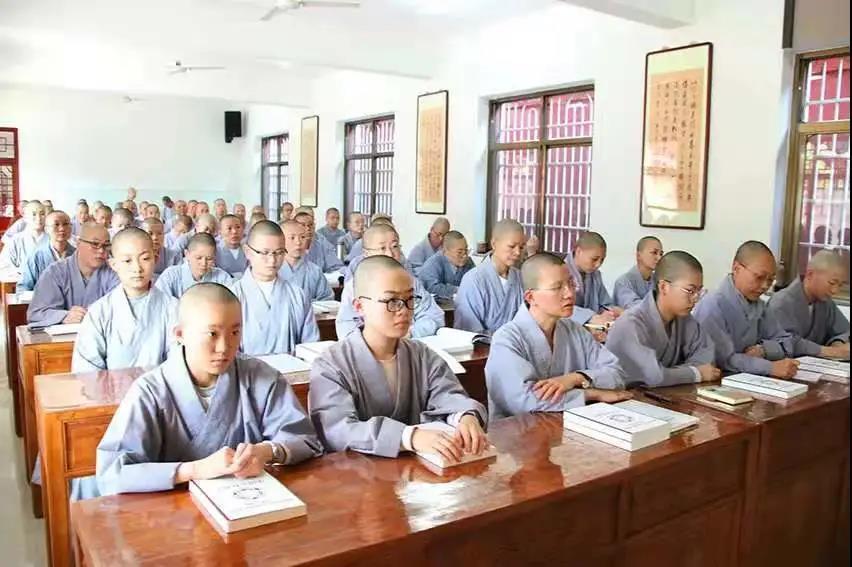河北省佛学院(女众部)发布2021年招生简章修订版