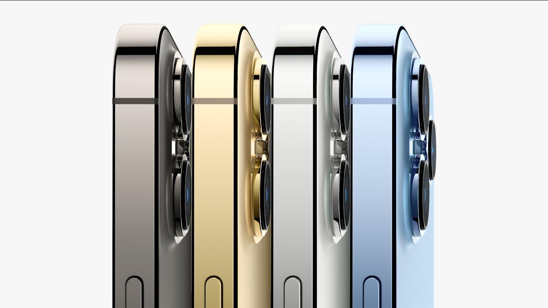 苹果iPhone 13 Pro系列发布:支持高刷影像全面升级 售价7999元起