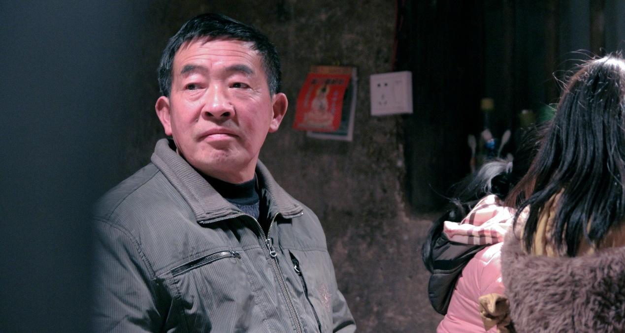 矿民蒋美林