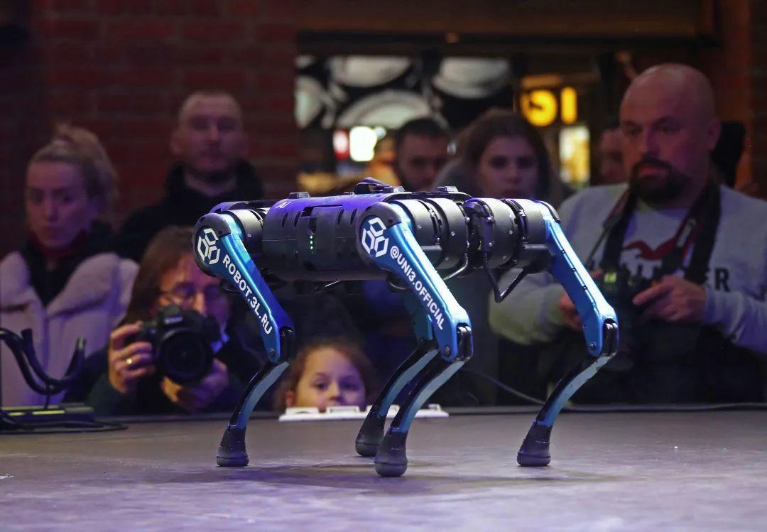 宇树科技 Unitree Robotics