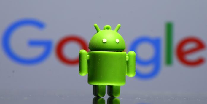 图注:谷歌Android