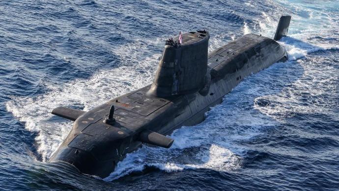 這么巧?英美宣布助澳建核潛艇兩天后,英國就開工研發新型核潛艇