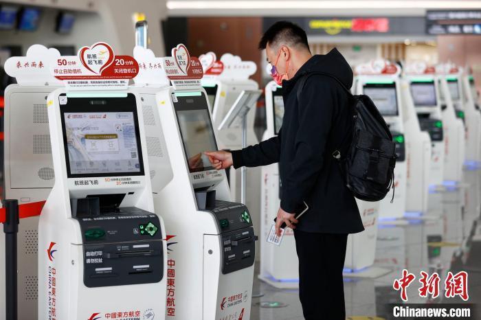 北京大兴国际机场。 富田 摄