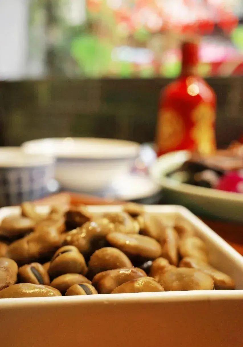 茴香豆。摄影/AC22