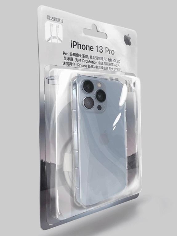 環保到底!網友給iPhone 13搞了個極簡包裝