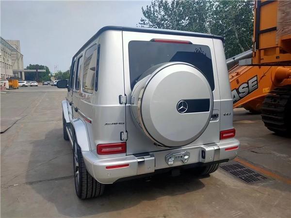 平行进口奔驰G63行情优惠报价国六在售