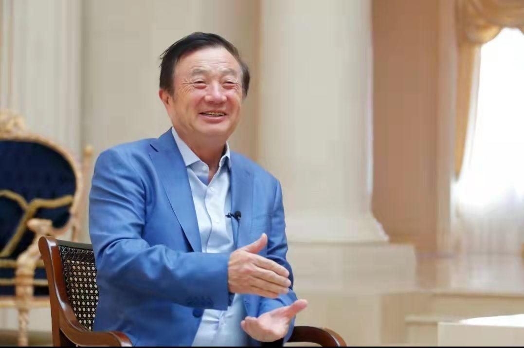 江山代有才人出 任正非与华为科研人员谈科技创新