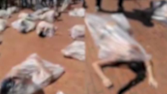 """塔利班将阿富汗基督徒放进塑料袋""""捂死""""?外媒辟谣:假新闻"""