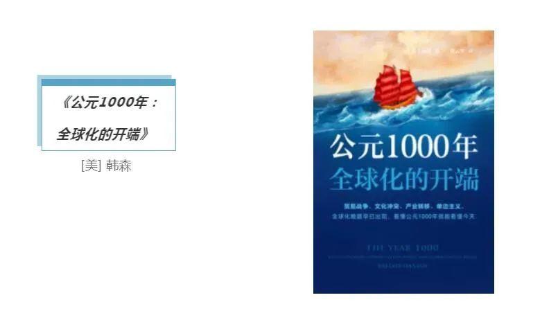 為什么說世界上最全球化的地方在公元1000年的中國