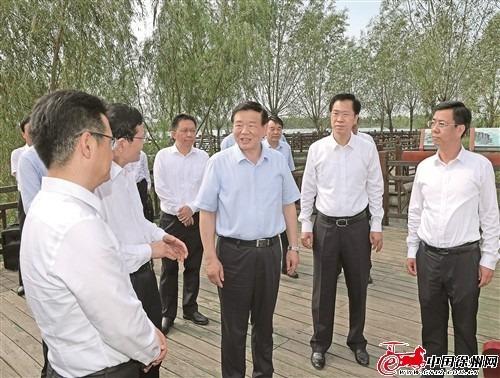 省委书记娄勤俭赴徐州调研:推动转型发展 促进城乡协调