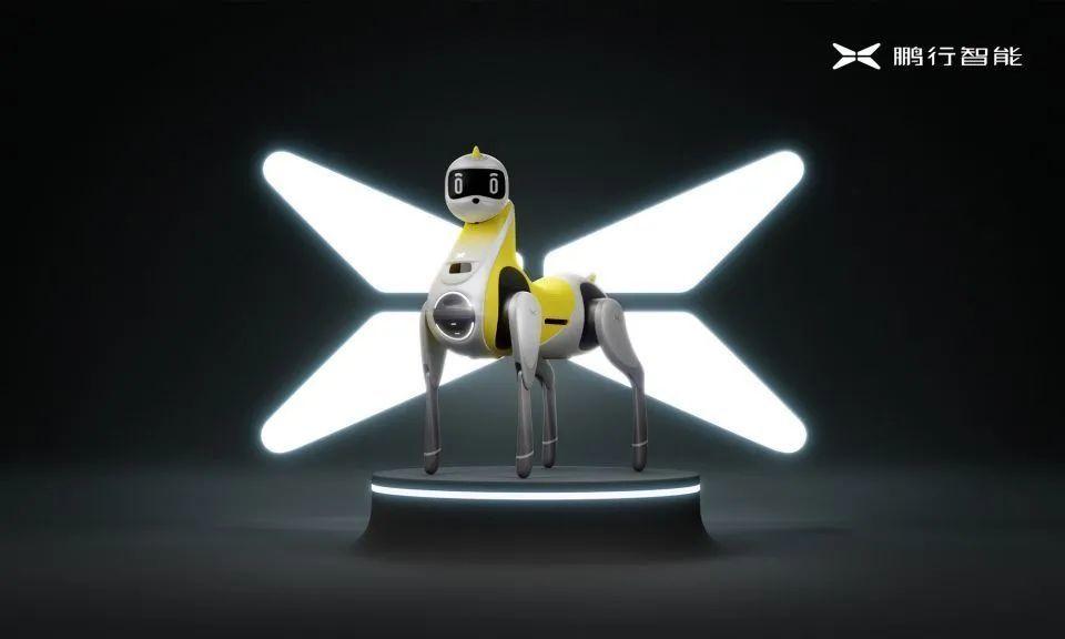 小鹏「机器马」