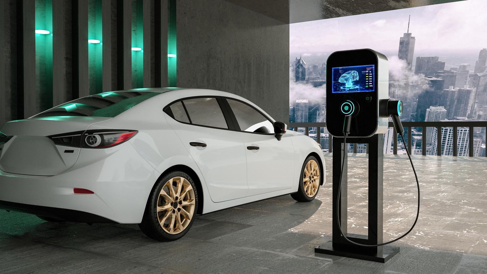 电动汽车比燃油车成本高?只有第一年