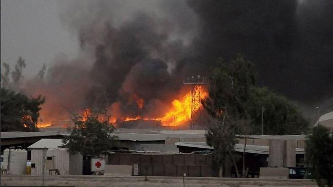 伊拉克埃爾比勒國際機場附近遭火箭彈襲擊 暫無傷亡報告
