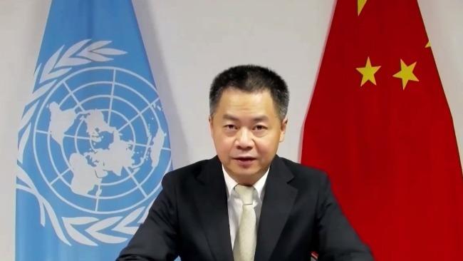 中方敦促加拿大解除对孟晚舟的任意拘押