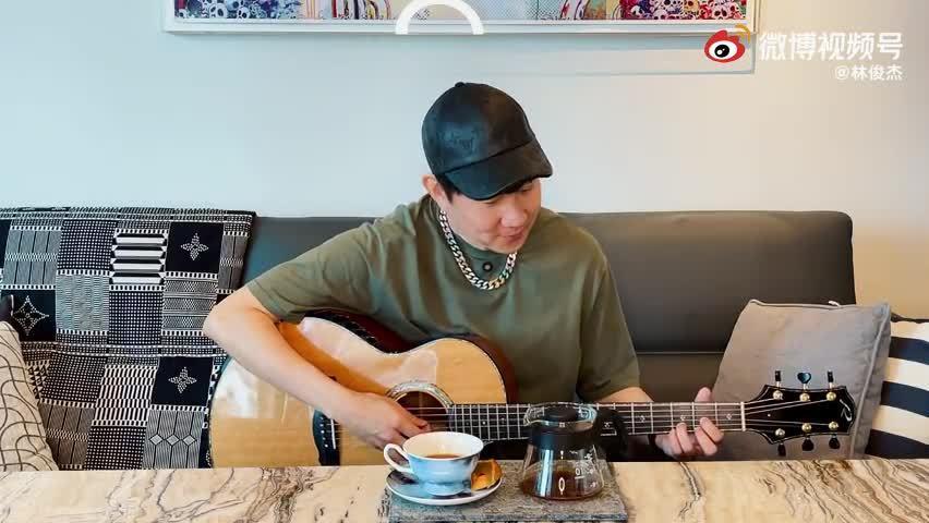 """林俊杰发布弹唱视频庆中秋:猜猜我唱了几个""""月亮"""""""