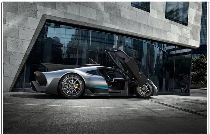 售价超千万的梅赛德斯-AMG ONE将延期至2022年交付-图4