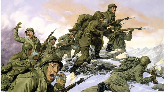 美國中情局文件證實:美軍曾在朝鮮戰爭中使用生物武器