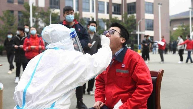 廈門第2輪全員核酸檢測完成 發現27例陽性感染人員