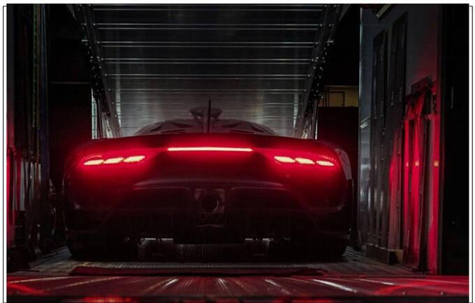 售价超千万的梅赛德斯-AMG ONE将延期至2022年交付-图7