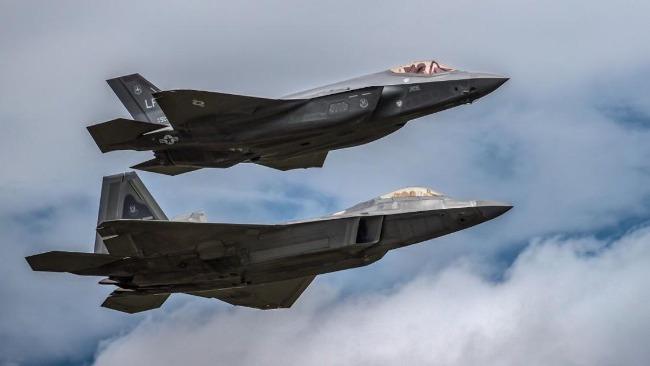 美军高官:只要澳大利亚开口什么飞机都可以派过去