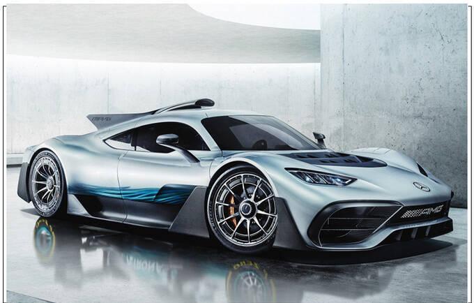 售价超千万的梅赛德斯-AMG ONE将延期至2022年交付-图3
